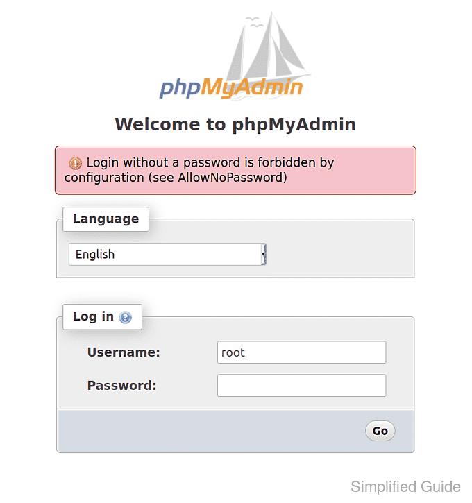 Goautodial 4 Default Password